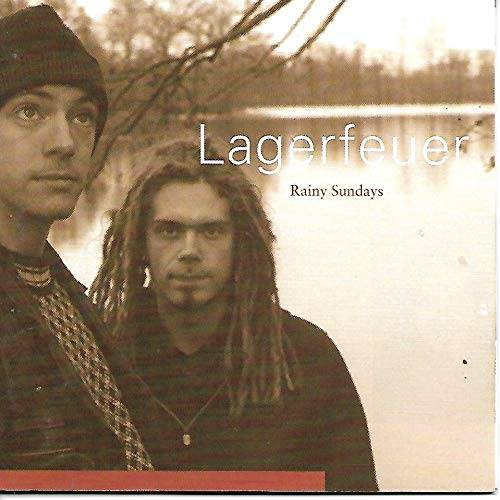 Lagerfeuer - LAGERFEUER: Rainy Sundays, CD, O'Brenner Music 38106-01 (Germany 2000) - Preis vom 12.05.2021 04:50:50 h