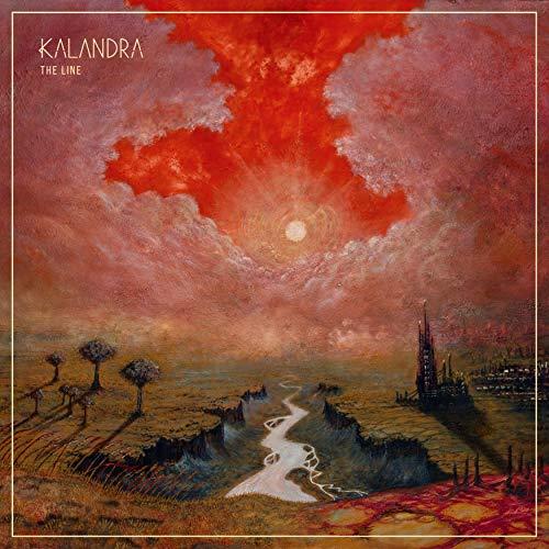 Kalandra - The Line - Preis vom 22.01.2021 05:57:24 h