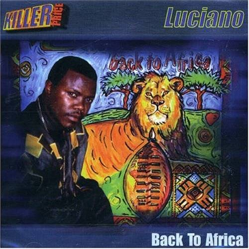 Luciano - Back to Africa - Preis vom 19.10.2020 04:51:53 h