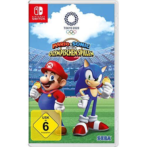 Nintendo - Mario & Sonic bei den Olympischen Spielen: Tokyo 2020 [Nintendo Switch] - Preis vom 25.09.2020 04:48:35 h