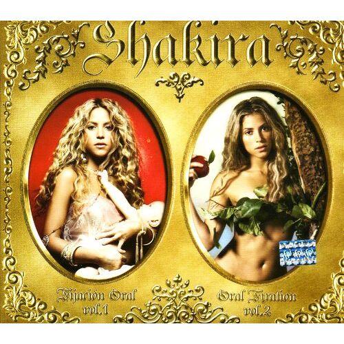 Shakira - Oral Fixation 1&2 [+Bonus Dvd] - Preis vom 27.03.2020 05:56:34 h