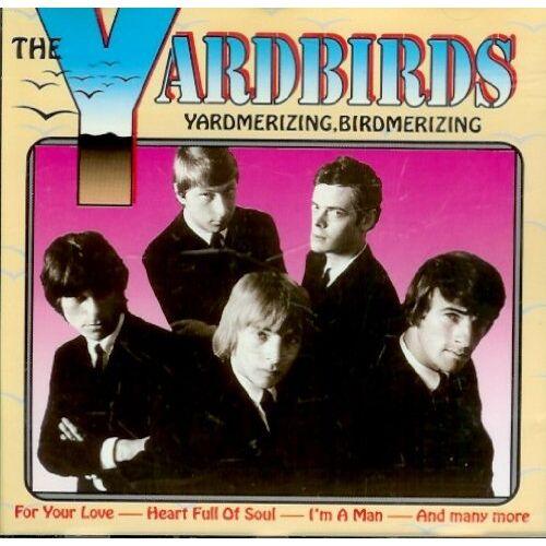 Yardbirds - Yardmerizing, Birdmerizing - Preis vom 26.02.2021 06:01:53 h