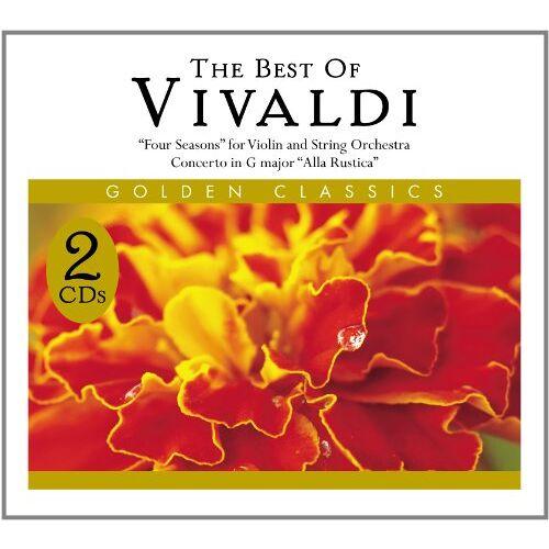 Vivaldi - Best of Vivaldi (2 cd Set) - Preis vom 27.02.2021 06:04:24 h