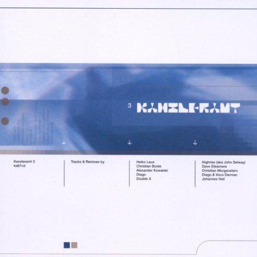 Various - Kanzleramt 3 - Preis vom 09.04.2021 04:50:04 h