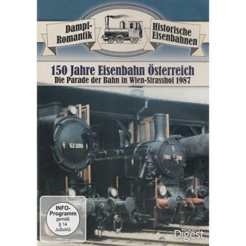 - Historische Eisenbahnen : 150 Jahre Eisenbahn Österreich - Preis vom 13.05.2021 04:51:36 h