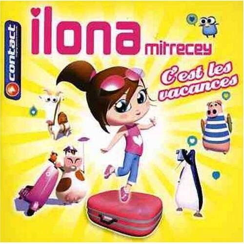 Ilona Mitrecey - C Est les Vacances - Preis vom 21.10.2019 05:04:40 h