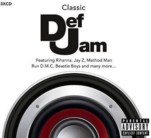 Various - Classic Def Jam - Preis vom 14.03.2021 05:54:58 h