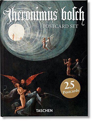 Hieronymus Bosch - Bosch. Postcard Set (Pk) - Preis vom 23.10.2021 04:56:07 h