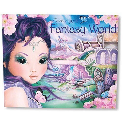- Depesche 7915 - Stickerheft Create Your Fantasy World - Preis vom 02.08.2021 04:48:42 h