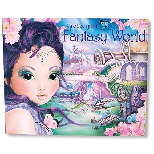 - Depesche 7915 - Stickerheft Create Your Fantasy World - Preis vom 22.10.2021 04:53:19 h