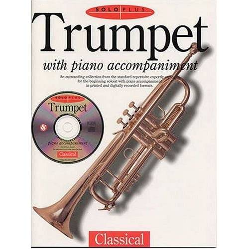 Music Sales Corporation - Trumpet With Piano Accompaniment (Solo Plus) - Preis vom 19.06.2021 04:48:54 h