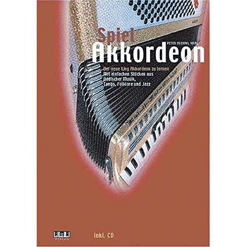 - Spiel Akkordeon: Der neue Weg Akkordeon zu lernen: Der neue Weg Akkordeon zu lernen. Mit einfachen Stücken aus jiddischer Musik, Tango, Folklore und Jazz - Preis vom 24.07.2021 04:46:39 h