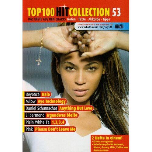 - Top 100 Hit Collection 53. Klavier, Keyboard - Preis vom 20.06.2021 04:47:58 h