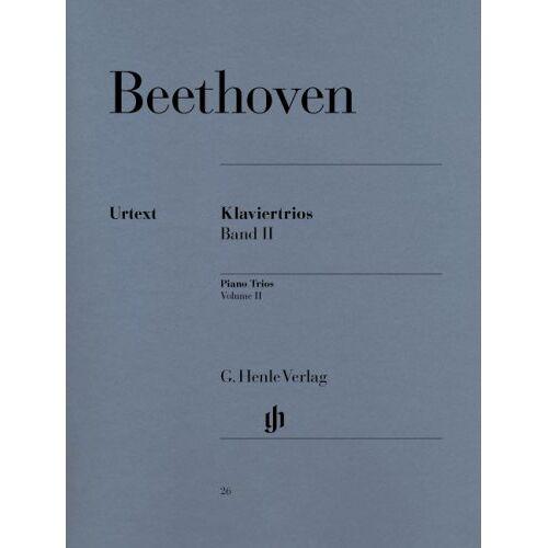 - Klaviertrios Bd 2. Violine, Violoncello, Klavier - Preis vom 21.06.2021 04:48:19 h