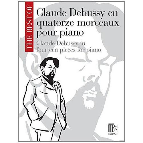 Claude Debussy - The best of Debussy (14 pièces) --- Piano - Preis vom 16.06.2021 04:47:02 h