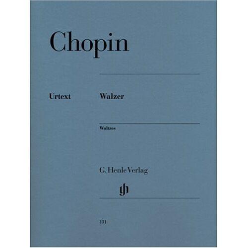 Frederic Chopin - Walzer. Klavier - Preis vom 21.06.2021 04:48:19 h