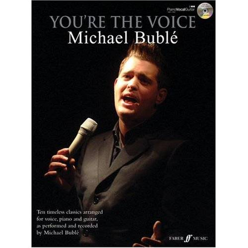 Michael Buble - Michael Buble: (Piano/ Vocal/ Guitar) (You're the Voice) - Preis vom 20.06.2021 04:47:58 h
