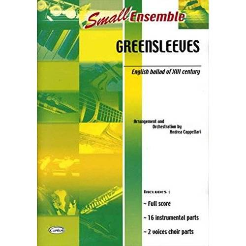 Henry VIII - Greensleeves Flexible Ensemble - Preis vom 13.06.2021 04:45:58 h