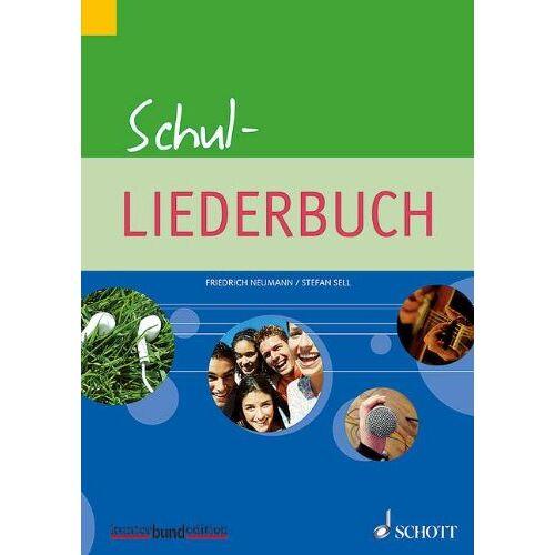 Stefan Sell - Schul-Liederbuch: Gesang und Gitarre, Klavier. Liederbuch. (kunter-bund-edition) - Preis vom 18.06.2021 04:47:54 h