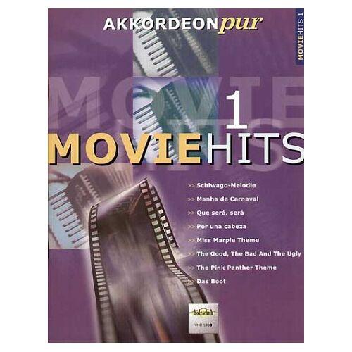 - Movie Hits 1. Akkordeon - Preis vom 24.07.2021 04:46:39 h