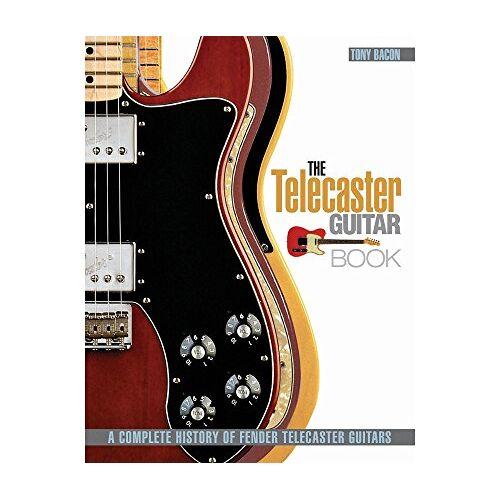 - Fender Telecaster Gitarrenbuch, Bacon - Preis vom 21.06.2021 04:48:19 h
