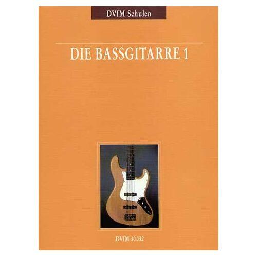 Breitkopf & Härtel - Die Bassgitarre Band 1: I. bis V. Position (DV 30032) - Preis vom 13.06.2021 04:45:58 h