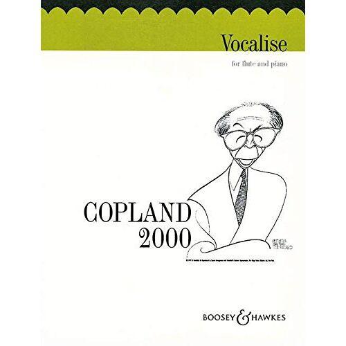 - Vocalise: Flöte und Klavier. - Preis vom 26.02.2021 06:01:53 h