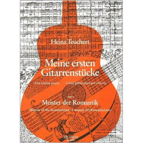 - Meister der Romantik. Gitarre - Preis vom 13.05.2021 04:51:36 h