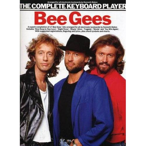 - The Complete Keyboard Player: Bee Gees - Preis vom 21.10.2020 04:49:09 h