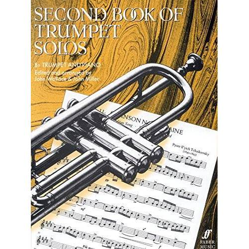 - Second Book of Trumpet Solos: Bb Trumpet and Piano: (Complete) (Faber Edition) - Preis vom 24.01.2021 06:07:55 h