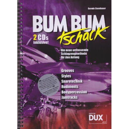 - Bumm Bumm Tschack. Schlagzeug - Preis vom 24.01.2021 06:07:55 h