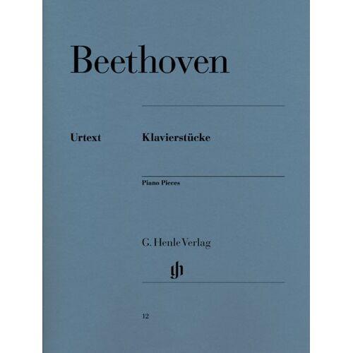 Beethoven, Ludwig Van - Klavierstuecke. Klavier - Preis vom 24.02.2021 06:00:20 h