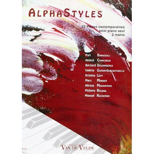 Collectif - Alphastyles pièces pour piano - Preis vom 20.10.2020 04:55:35 h