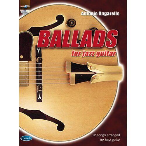 - Ballads for Jazz Guitar. Für Gitarre - Preis vom 18.10.2020 04:52:00 h