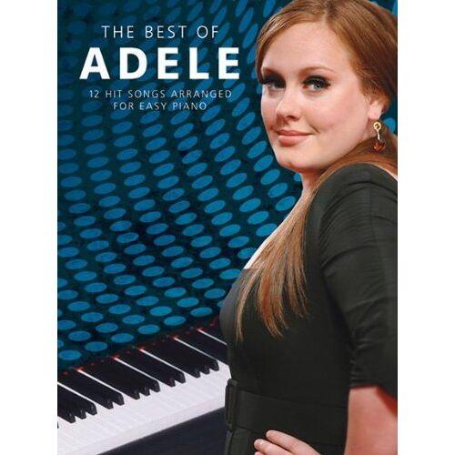 Adele - Adele (Easy Piano) - Preis vom 21.01.2021 06:07:38 h