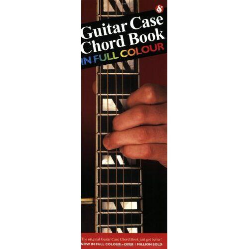 Divers - Guitar Case Chord Book In Full Colour: Noten für Gitarre - Preis vom 11.05.2021 04:49:30 h