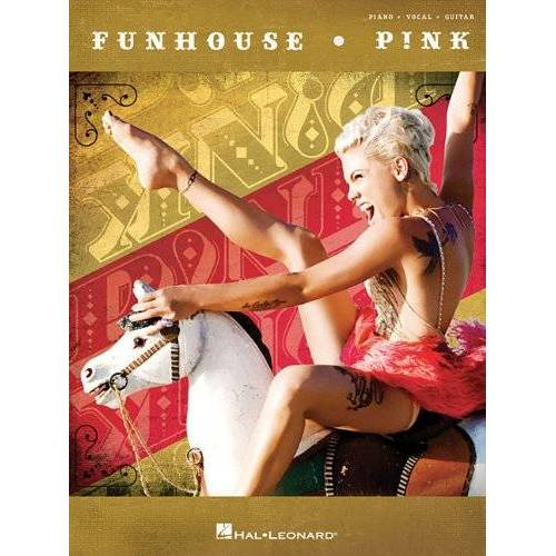 Various - Pink Funhouse Pvg Book (Piano/Vocal/Guitar) - Preis vom 07.05.2021 04:52:30 h