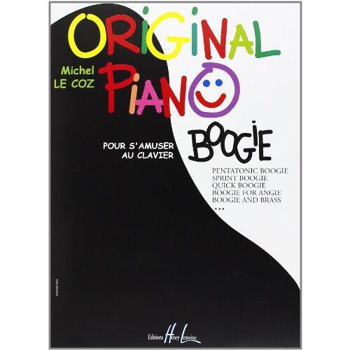 Le Coz Michel - Original piano boogie - Preis vom 24.02.2021 06:00:20 h