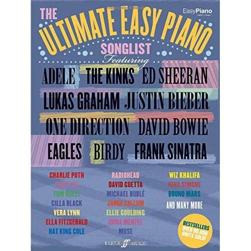 Various - The Ultimate Easy Piano Songbook - Preis vom 21.10.2020 04:49:09 h
