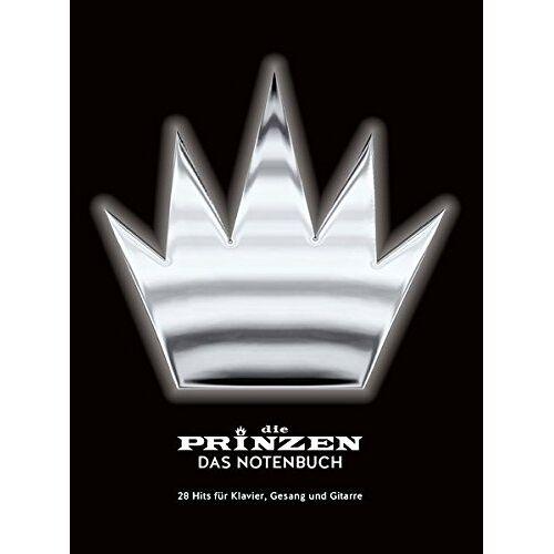 die Prinzen - Die Prinzen: Das Notenbuch - 28 Hits für Klavier, Gesang und Gitarre - Preis vom 18.04.2021 04:52:10 h