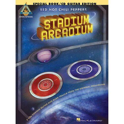 - Stadium Arcadium. Gitarre, Tabulatur (Guitar Recorded Versions) - Preis vom 12.10.2019 05:03:21 h