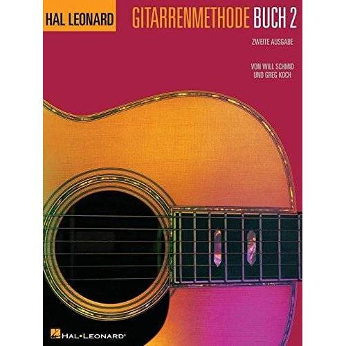 - Hlgm Gitarrenmethode Buch 2 Book Only: Noten für Gitarre - Preis vom 18.04.2021 04:52:10 h