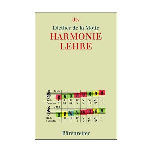 - Harmonielehre - Preis vom 16.04.2021 04:54:32 h