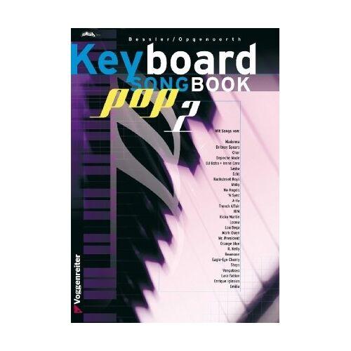 Norbert Opgenoorth - Keyboard Songbook Pop: Keyboard Songbook Pop 2: Bd 2 - Preis vom 06.03.2021 05:55:44 h
