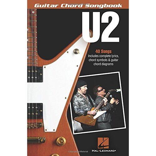 - U2: Guitar Chord Songbook: Songbook für Gitarre: Jazz Play-Along Volume 179 - Preis vom 09.05.2021 04:52:39 h