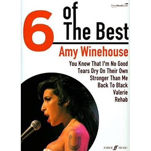 Amy Winehouse - Amy Winehouse: (Piano, Vocal, Guitar) (Six of the Best) - Preis vom 05.09.2020 04:49:05 h