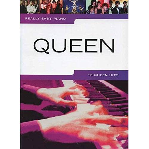 Various - Really Easy Piano Queen Piano Book - Preis vom 21.10.2020 04:49:09 h
