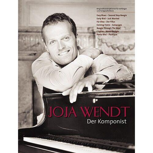 Joja Wendt - der Komponist. Klavier - Noten - Preis vom 19.04.2021 04:48:35 h
