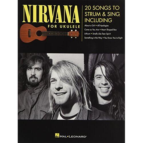 - Nirvana For Ukulele: Songbook für Ukulele - Preis vom 26.11.2020 05:59:25 h