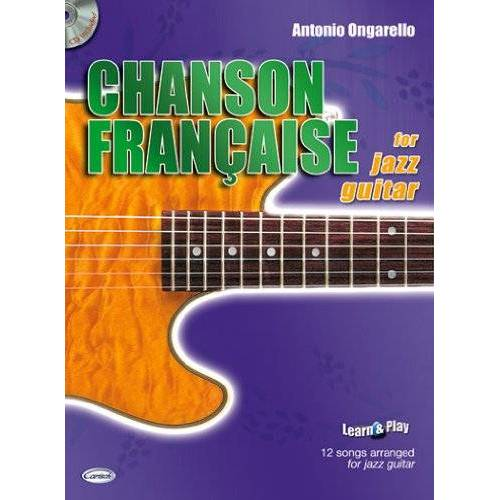- Chanson Française for Jazz Guitar. Für Gitarre - Preis vom 16.01.2021 06:04:45 h